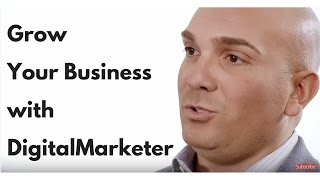 Grow Your Business with DigitalMarketer - Unique Designz DM Lab Testimonial