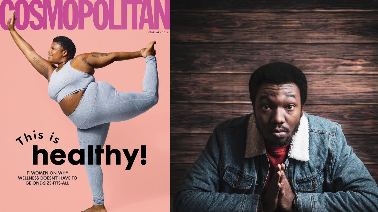 Is Cosmopolitan promoting obesity? | Reaction Sundays