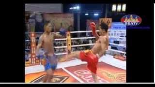 Khmer Boxing | SEATV Boxing 12 August 2014