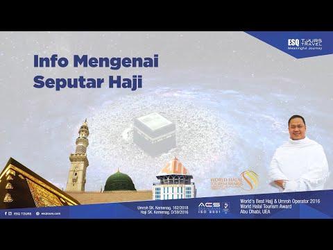 Paket Haji ONH Plus 2020.