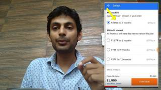 (FULL DETAILS) Flipkart Cardless Credit  EMI by Kissht App - Buy products on EMI with Aadhar card