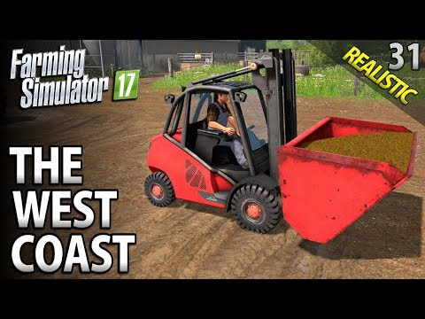 Let's Play Farming Simulator 17 | The West Coast | Episode 31