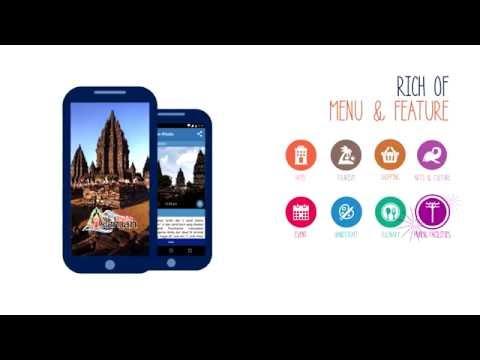 Amazing Sleman : Pemandu Wisata Digital Anda