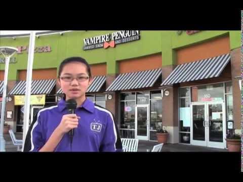 Tj Tv Report Vampire Penguin Youtube
