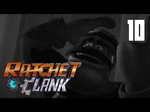 Ratchet & Clank (2002) #10 - Planet Batalia - Fort Krontos [PS2 Walkthrough]
