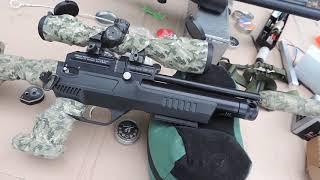 видео Пневматический пистолет Kral Puncher NP-01 (4.5 мм)