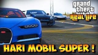 HARI NYANTAI NAIK MOBIL SUPER SULTAN    GTA 5 MOD DUNIA NYATA (GTA 5 REAL LIFE)