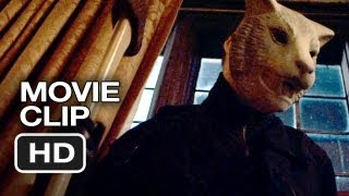 You're Next Movie CLIP - We Should Each Carry A Weapon (2013) - Horror Movie HD