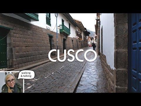 CUSCO, PERU HD - Walking & Talking HD Travel Vlog