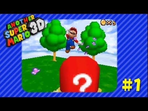 Another Super Mario 3D Part 1 (The Road to Mario)