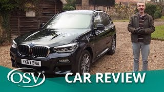 OSV BMW X3 2018 In-Depth Review