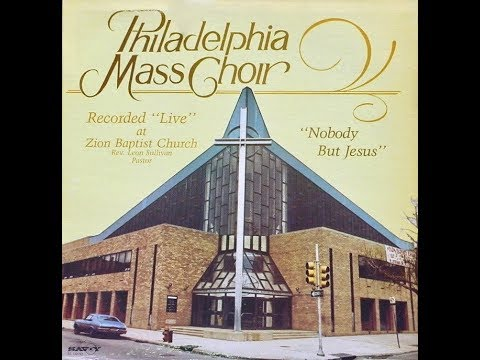 Everywhere I Go-The Philadelphia Mass Choir-GMWA
