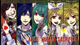 "VOCALOID - ""Alice Human Sacrifice"" [HD & MP3]"