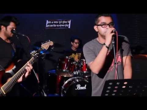 SteelBorn (Hard rock/Heavy metal band from Dhaka) covering  Dio -Holy Diver