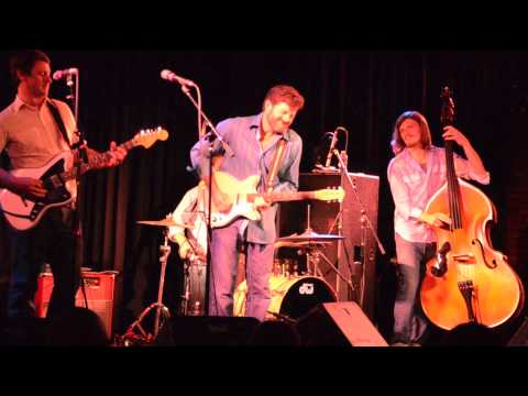 """Eric Lindell & Tab Benoit """"That's Why I'm Crying""""  9/19/12 COACH HOUSE"""