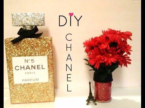 Decora Tu Cuarto Diy Perfume Chanel Hola Soy Cat Youtube