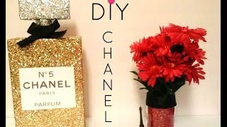 Decora Tu Cuarto | DIY Perfume Chanel | CatLike Thumbnail