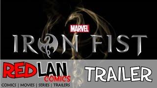 marvel iron fist   trailer   subtitulado   nycc   netflix   redlan comics