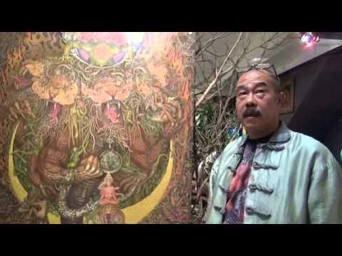 Artist Interview - Veerachan Usahanun, Phuket, Thailand