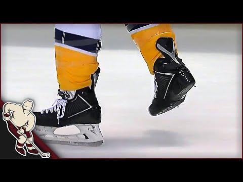 NHL: Skate Malfunctions [Part 1]