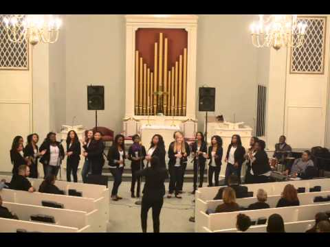 Genesis Gospel Choir: Keep On Making A Way, Reed's Temple Choir