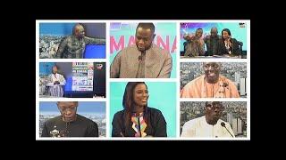 🛑[NEWS] Suivez Le Bloc Matinal avec l'équipe de Sen tv & Zik fm   Lundi 15 Février 2021