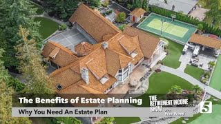 The Retirement Income Show: Benefits of Estate Planning p1