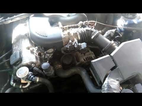 бмв 316i.  мотор душится..датчик детонации..