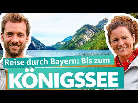 Von Neuschwanstein bis zum Königssee - Reise durch Bayern (2/2) | WDR Reisen
