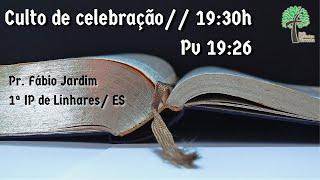 Culto de Celebração 19:30h // 03 de janeiro de 2021 // Igreja Presbiteriana Floresta - GV
