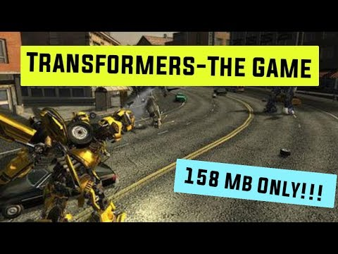 Download Transformers-The game Full version for PC 100% WORKING METHOD!!! - 동영상