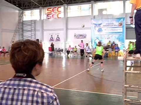 วอลเลย์บอลโปรชาเลนจ์ คิง-กรุงเทพ พบ สวนดุสิต วีซี (1 ส.ค 2558)