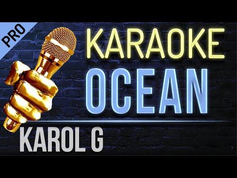 Ocean Karaoke  -  Karol G