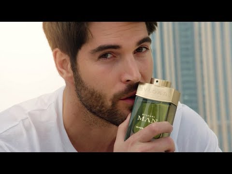 BVLGARI MAN WOOD ESSENCE   with Nick Bateman