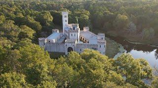Newman's castle, Bellville Tx