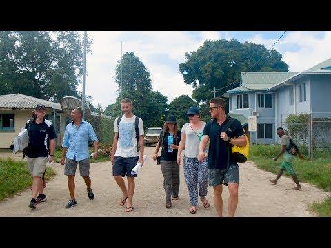 Kirakira master plan: Bond students engage local community