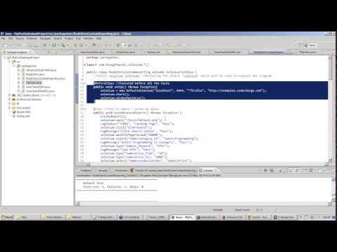Selenium Advanced - Part - 20 - AutoIT tool