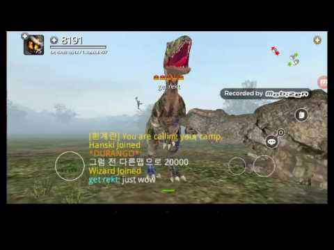 Gaming Monday #1 tips and tricks in Dinos online