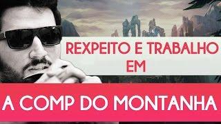 REXPEITO E TRABALHO NA COMP DO MONTANHA - Rexpeita a stream #6