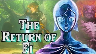 Zelda: Breath of the Wild - Return of Fi EXPLAINED!