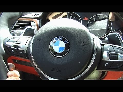 How to set active cruise control with Stop&Go function on a BMW 435i