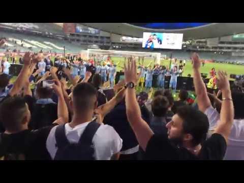 SYDNEY FC VS ADELAIDE UNITED | FFA CUP FINAL | SONGS, CHANTS, ATMOSPHERE | 21/11/17