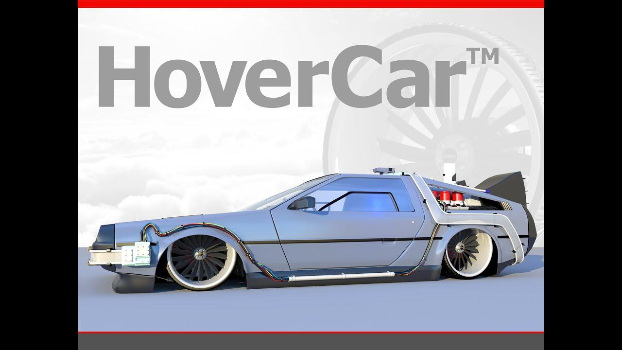 hovercar kickstarter campaign youtube