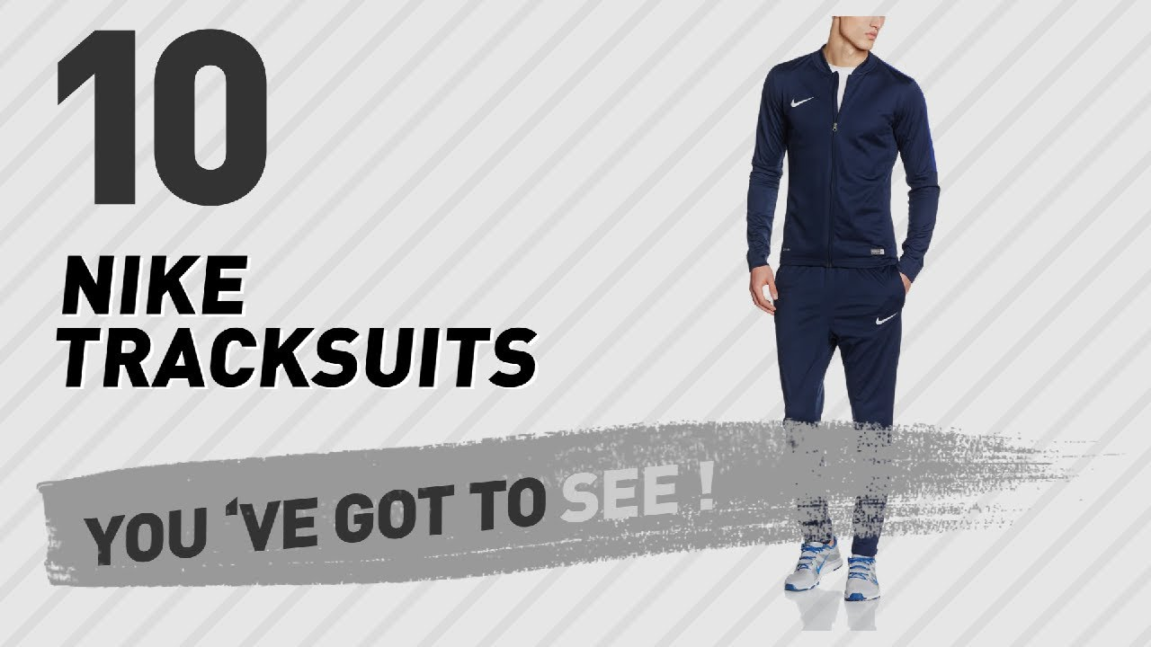 Nike Tracksuits, Top 10 Collection // Nike Store UK