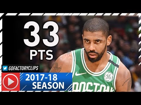Kyrie Irving Full Highlights vs Lakers (2018.01.23) - 33 Pts