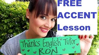 Learn American Accent Training Online FREE Tutor Pronunciation Lessons PDF Video(Learn American Accent Training Online FREE Tutor Pronunciation Lessons PDF Video FREE Critique: UPLOAD Your Practice Video ! Like us on Facebook for ..., 2014-08-23T22:17:05.000Z)