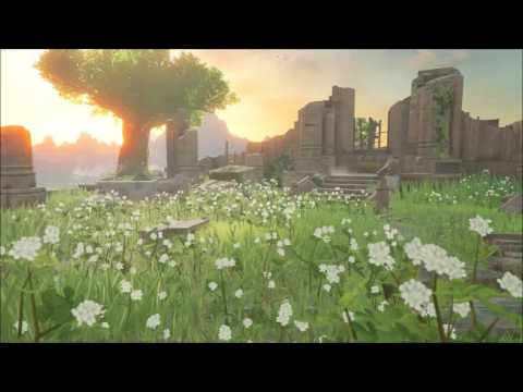 Piano 01 - Breath of the Wild OST (10 HOURS)