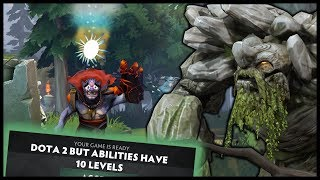 Dota 2 But Abilities Have 10 Levels