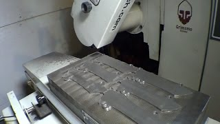 Knifemaking Tuesdays Week 91 - Surface Grinding Blade Steel with the Tormach PSG612