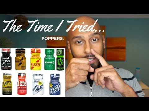THE TIME I TRIED POPPERS - VLOG # 35 from YouTube · Duration:  3 minutes 3 seconds
